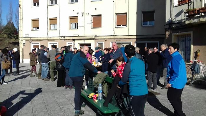 40.000 eurogaz zer proiektu egin hausnartuko dute Durangoko Aramotz auzoan