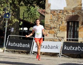 Gontzal Murgoitiok Espainiako Trail Federazioen arteko Torneoa irabazi du 20 urtez azpiko mailan