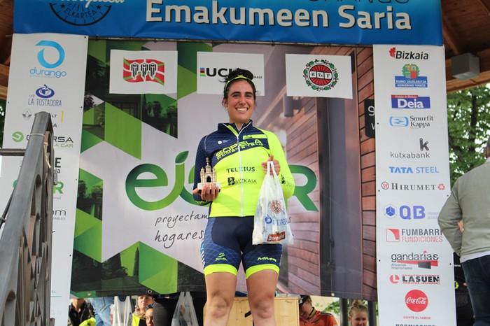 Van der Breggenek irabazi du Klasikoa eta Isasi onena izan da tarteko helmugetan - 3