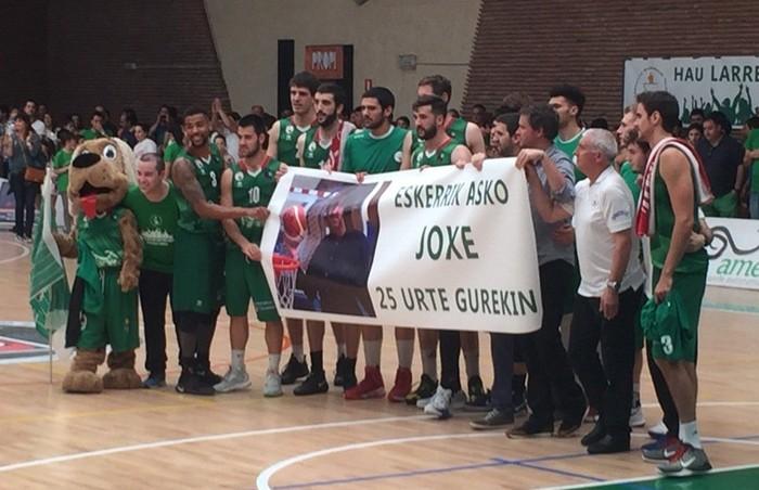 Igoera Valladoliden erabakiko du Ametx Zornotzak