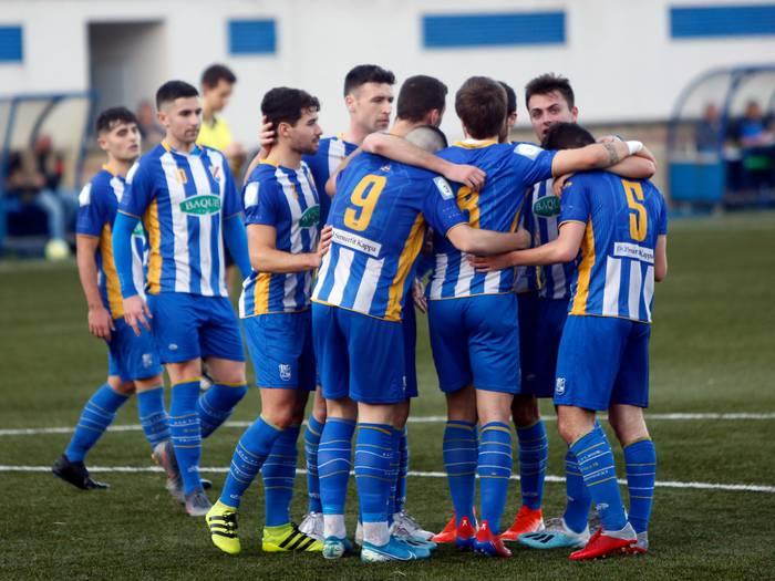 Koronabirusa dela-eta, Euskadiko Futbol Federakundeak bertan behera utzi ditu partidu guztiak