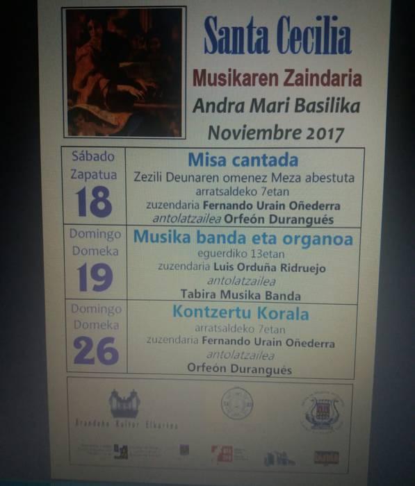 Musika banda eta organo kontzertua