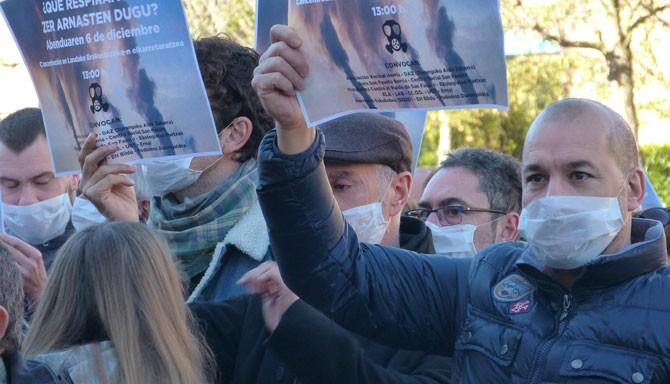 Ahal Duguk airearen kalitatearen inguruan aurkeztutako mozioa onartu dute Eusko Legebiltzarrean