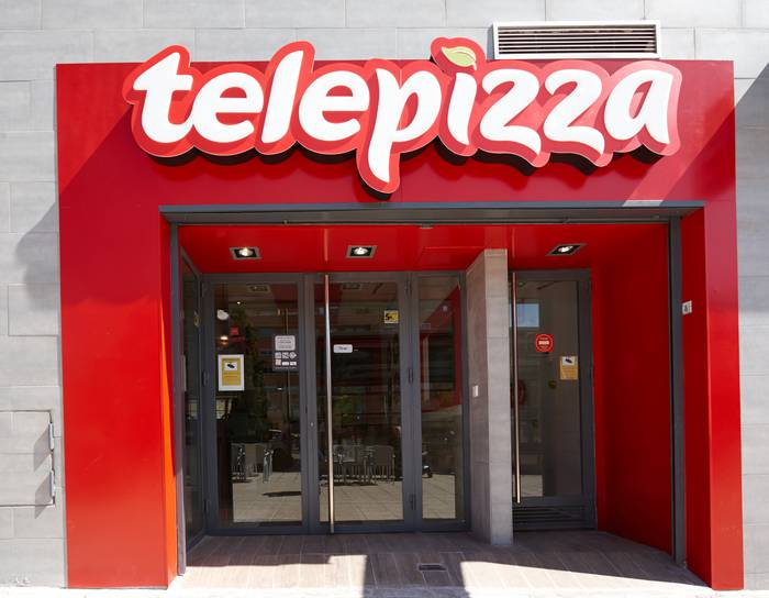 Telepizza.Fatxada