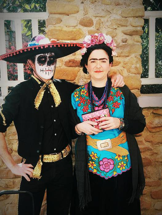 Frida ta Diego Rivera Abaiñon