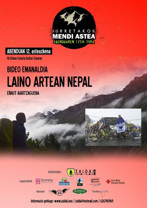'Laino artean Nepal'