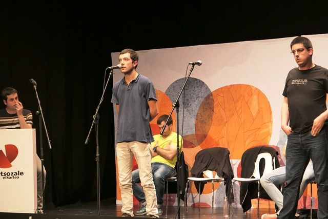 Aitor Bizkarra abadiñarrak irabazi du Balmasedako kanporaketa
