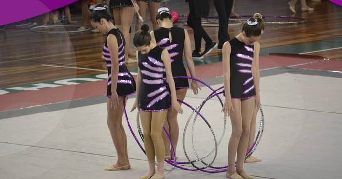 Eskolarteko gimnasia erritmiko txapelketa egingo dute Durangon