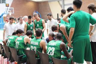 Zornotza STgaz elkartasuna agertu du Bilbao Basketek