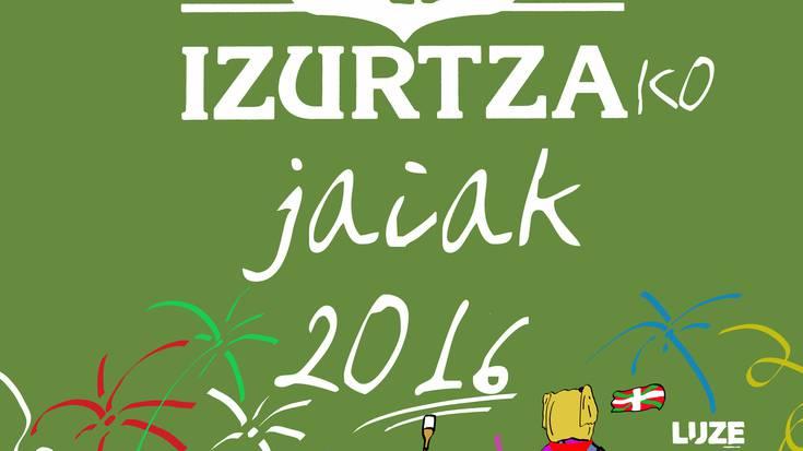 Izurtzako Jaiak 2016