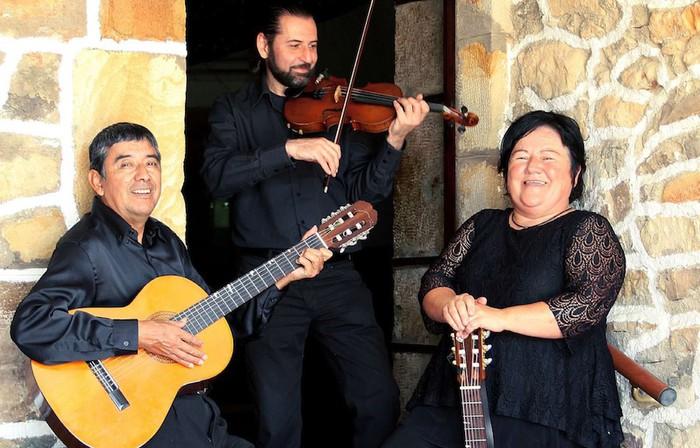 Argentina iparraldeko musika dakarte Arantzak eta Pantxok