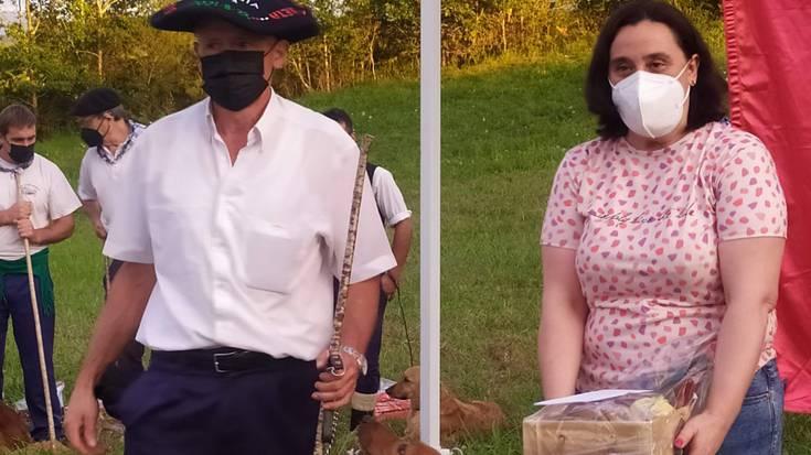 Karlos Ardanza abadiñarraren 'Mendi'-k irabazi du Bizkaiko Artzain Txakur txapelketa