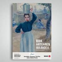 'Euskal artean zehar ibilbidea, Bilboko Arte Ederren Museoko bildumaren eskutik'