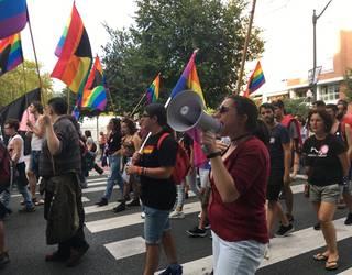 Eraso homofobo bi eta beste eraso matxista bat salatu dituzte Zornotzan