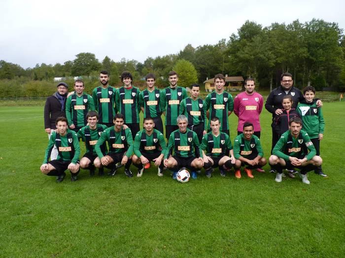 Otxandioko Vulcano futbol taldea Lemoa Harrobiren filiala bihurtu da