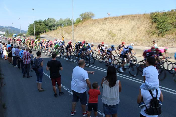 Oiz mendiko %16ko maldek erabakiko dute Espainiako Vueltako 17. etapa