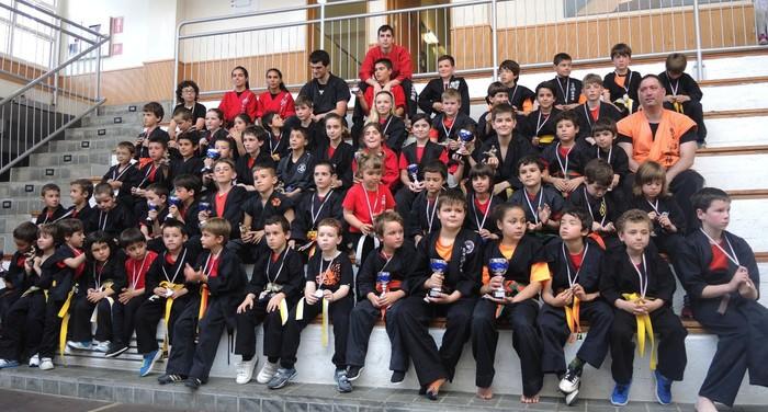 Durangoko karatekak izango dira protagonista txupinazo txikian