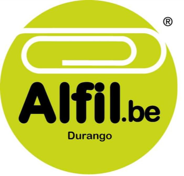 ALFIL DURANGO logotipoa
