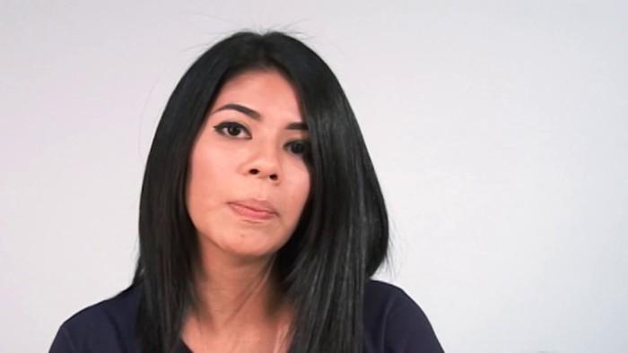 Celeste Espinoza Hondurasko aktibistak berbaldia eskainiko du Durangon
