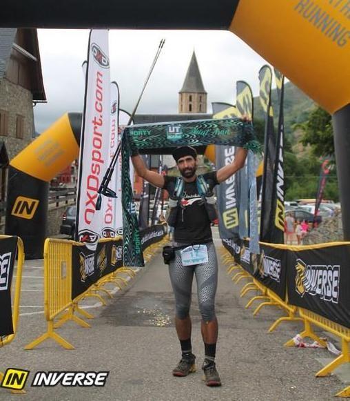 Naut Aran Ultra Traila irabazi du Erlantz Zaldunbidek