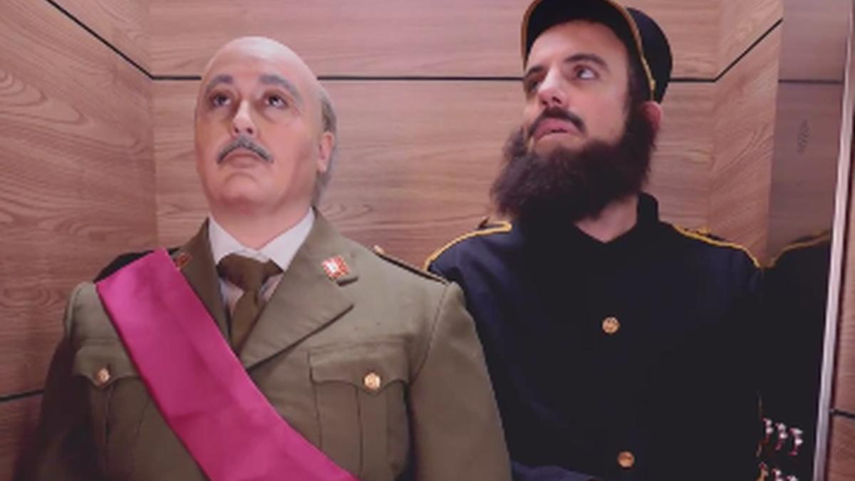 'Gorabeherak': Francisco Franco