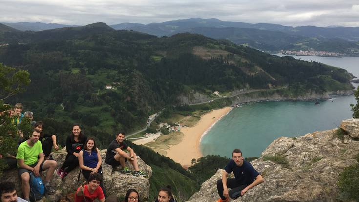 Zornotzako Barnetegian 101 lagun dabiltza euskara ikasten eta praktikatzen