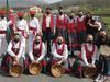 Urduri dantza taldea, gogotsu plazara irteteko