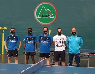 Abadiñoko Mahai Tenis Kluba Espainiako Lehen Mailan dago jadanik