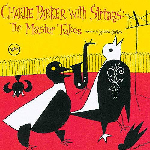 Charlie Parker with Stringts