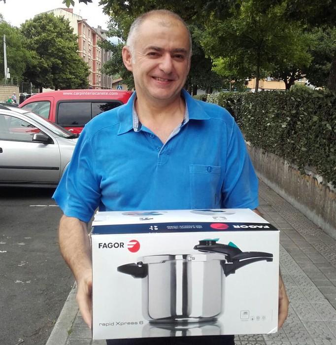 Patxi Roman Anboto Lagunak irabazi du presio-eltzea