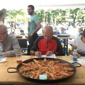 Paella jana eta umeendako jolasak, Rio de Orok antolatutako jaialdian
