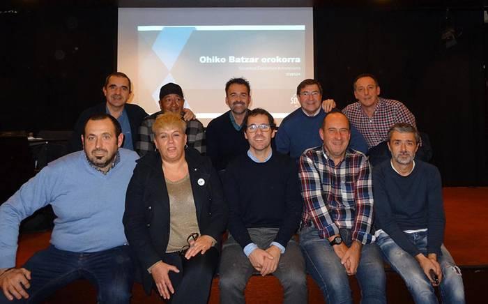 Amorebieta futbol klubeko zuzendaritza berriak 361.000 euroko zorrarekin hasi zuen agintaldia
