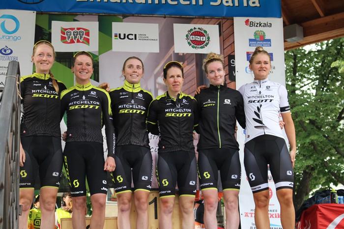 Van der Breggenek irabazi du Klasikoa eta Isasi onena izan da tarteko helmugetan - 6