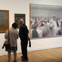 Arte eta Historia Museoko historia aretoko bisita gidatuak