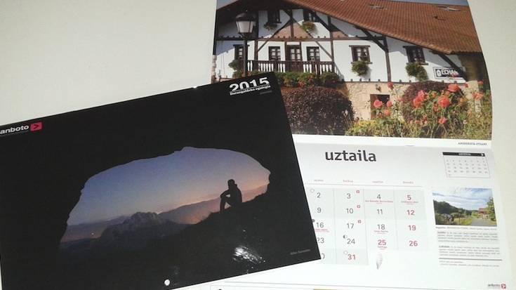 2016ko egutegia. Argazki lehiaketa- Bozkaketa
