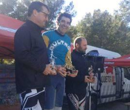 Roberto Mendibil elorriarrak garaipenarekin hasi du trial motor klasikoen Espainiako Kopa