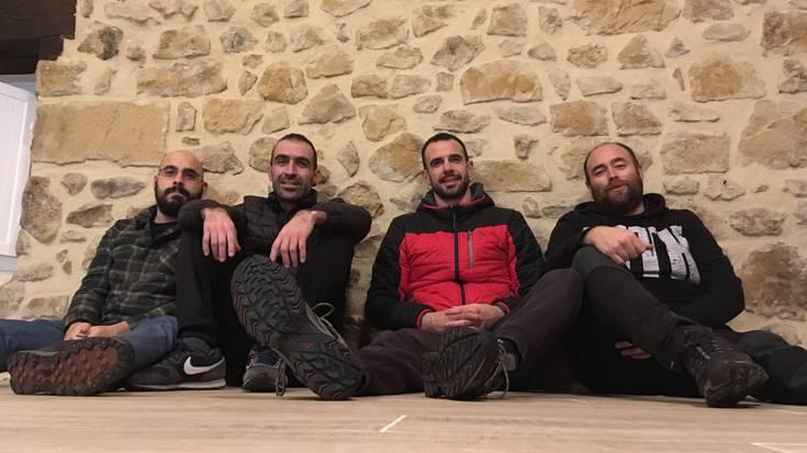 Baske Street Boys taldeak kontzertua eskainiko du Abadiñoko elkartasun asteburuan