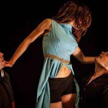 Porno vs Afrodita (Edo I love #gorkaurbizu')