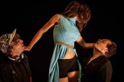 'Porno vs Afrodita (Edo I love #gorkaurbizu'