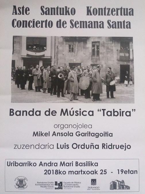 Aste Santuko kontzertua