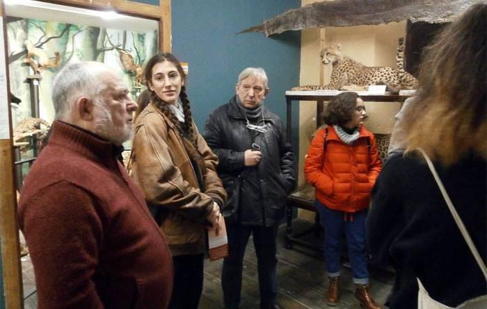 Mañariko Hontza Museoa 10.000 bisitarira heldu da asteburuan
