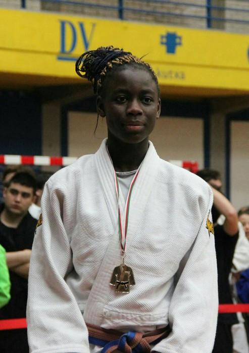 Deniba Konarek Euskadiko judo txapelketa irabazi du eta Espainiakora sailkatu da